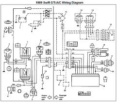 suzuki ac wiring diagrams suzuki wiring diagrams instruction