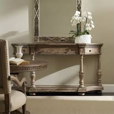 hooker furniture console table hooker furniture sorella three drawer console table 5107 85002