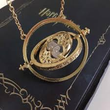 hermione necklace time images Harry potter and the magic that fades wonder escapism and jpg