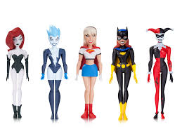 new dc collectibles batman animated figures revealed the toyark