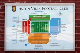 layout of villa park 16 july 2006 villa park england 2006 vacation photos photos