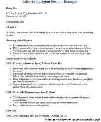Sample Advertising Resume by 50 Best Resume And Cover Letters Images On Pinterest Cover