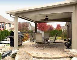 How To Build A Detached Patio Cover Patio Cover Kits Solid Roof Patio Covers