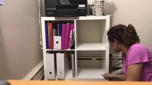 konmari declutter method simple idea on organizing home office