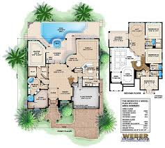 mediterranean style floor plans house plans mediterranean design 6 wondrous ideas villa home pattern