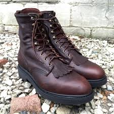 dan post s boots sale dan post s portland 8 lace up traction outsole work boots
