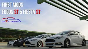 ford focus st modded mods performance styling focus st st