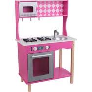 cuisine en bois fille cuisinières dinettes et jeux de cuisine enfant