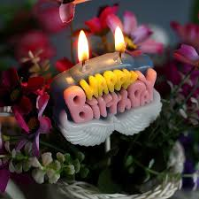 happy birthday candle 1pc new arrival birthday cake decoration home party use ideal