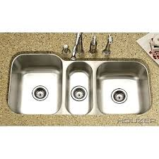 Swanstone Kitchen Sink by Stainless Steel 3 Bowl Bar Sink 3 Bowl Commercial Kitchen Sink