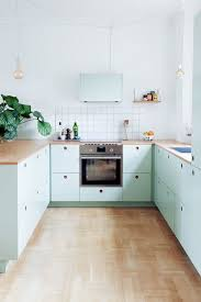 cuisine vert d eau a fresh kitchen en vert la cuisine et vert