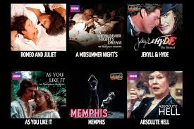 new theater streaming service broadway hd has a small selection