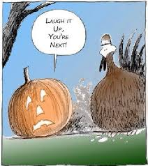 humor to split your pumpkin thanksgiving quotes