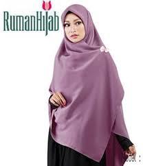 model jilbab model jilbab segi empat terbaru rumah