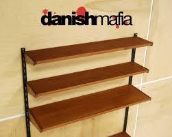 Modern Wall Bookshelves Mid Century Modern Wall Shelf