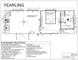 log home floor plan 34 u0027 x 12 u0027 yearling park model log cabin mountain recreation