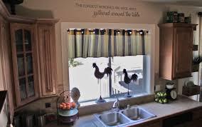 Kitchen Curtain Designs Curtains Rooster Kitchen Curtains Smile Kitchen Window Drapes