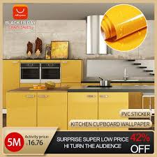 kitchen cabinets on sale black friday wallpapers youman vinyl stickers self adhesive in rolls 3m 5m 10m modern multi color kitchen cabinet pvc for kitchen renovate