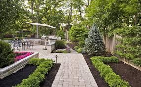 decoration minerale jardin terrasse 9 les paysagistes francais à bourgoin jallieu la tour