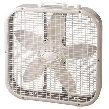 shop lasko 20 in 3 speed box fan at lowes com