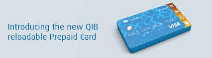 prepaid reloadable cards reloadable prepaid card qatar islamic bank