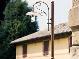lamps creative lamp post for garden home design new contemporary