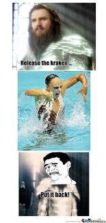 Release The Kraken Meme - rmx release the kraken by mrsnake1234 meme center