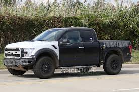 Ford Raptor Truck Shell - caught 2017 ford f 150 raptor nearly