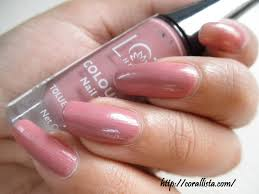 lotus herbals nail enamel cozy mulberry review and notd u2013 corallista
