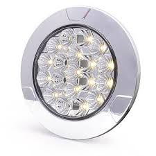 12v light fixture interior led interior lighting round l 12v 24v 991 autoleds pl