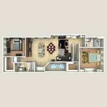 2 Bedroom Apartments In Las Vegas Level 25 At Durango Rentals Las Vegas Nv Apartments Com