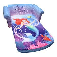 tinkerbell flip open sofa disney little mermaid flip open sofa spin master toys r us