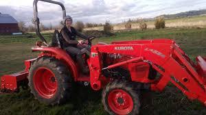 tractor bethel springs farm