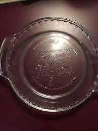 anniversary plates 50th anniversary vintage king 50th anniversary pie plate fiftieth anchor