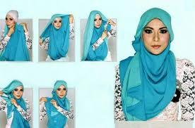 tutorial hijab noura tutorial hijab pasmina online cara memakai jilbab pashmina sifon