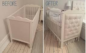 Ikea Mattress Crib From Crib Bumper Pad To Crib Skirt Ikea Hackers Ikea Hackers