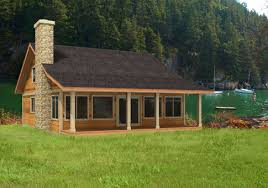 small vacation cabin plans house plans the sandpiper cedar homes