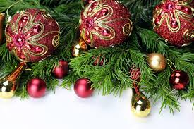 new year toys new year tree on fir tree background stock photo colourbox