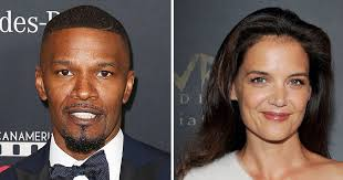 jamie foxx u0027not open u0027 with friends about dating katie holmes