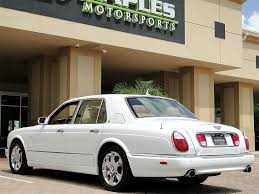 bentley arnage r 2005 bentley arnage r