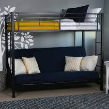 Wood Bunk Bed With Futon Bunk Beds Bunk Bed With Couch Underneath Bunk Beds With Desk