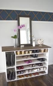 Shoe Rack For Closet Door Outdoor Closet Shoe Storage Best Of Stylish Diy Shoe Rack