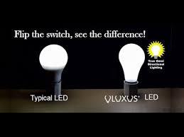 uluxus true omni directional led a19 bulbs youtube