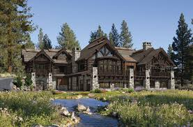 houses and floor plans buffalo creek log home mountain style design handcrafted
