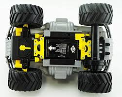 remote control car lights prextex remote control monster police truck radio control police car