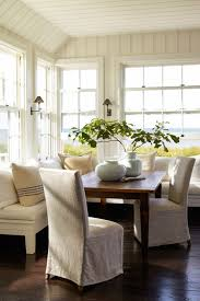 Linen Slipcovered Dining Chairs New Parsons Chairs For The Dining Room Getting The Vibe The