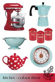 Teal Kitchen Decor by 18 Best Decor Red And Teal Images On Pinterest Color