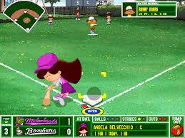 Backyard Baseball Sandlot Sluggers Triyae Com U003d New Backyard Baseball Various Design Inspiration