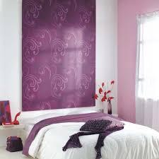 tendance chambre à coucher papier peint chambre a inspirations et papier peint de chambre a