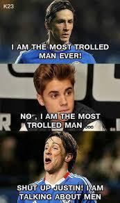 Torres Meme - bieber vs torres meme by nisheet1 sinvhal memedroid